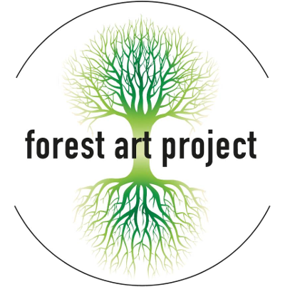 Logo Forest art project
